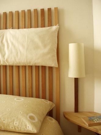 Testiere letto imbottitura da terra da parete - Testiera letto in legno ...