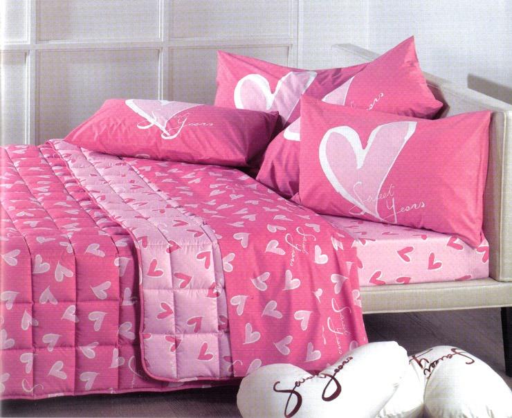 Trapunta letto leggera imbottirua sintetica rivestimento - Piumoni da letto ...