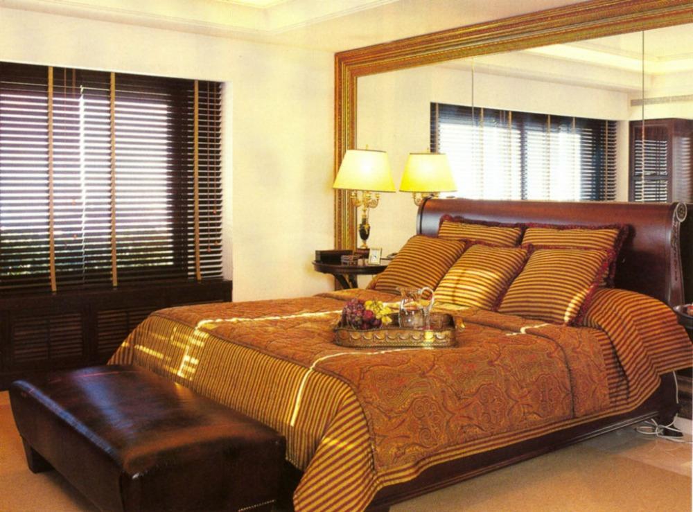 camera da letto etnica: selvaggia, essenziale, calda