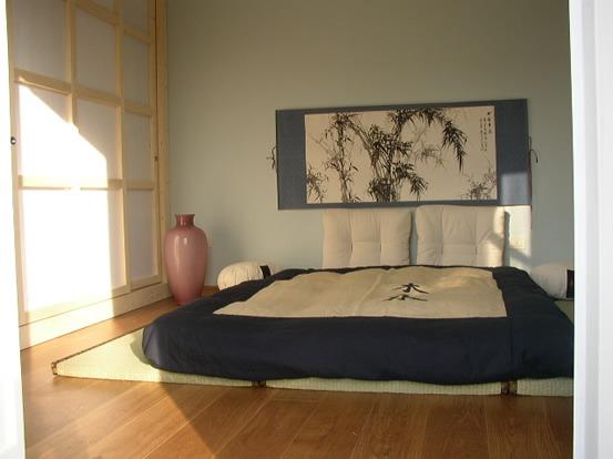 feng shui camera da letto: letto, specchio, guardaroba ...