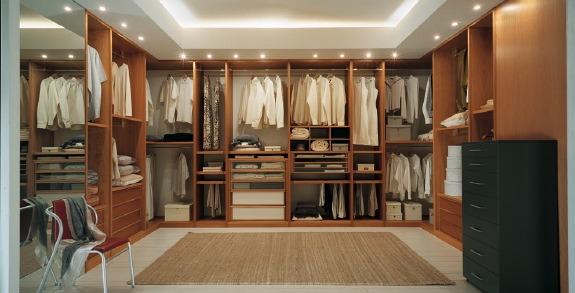 Cabine armadio stanza organizzazione ordine - Specchio per armadio ...
