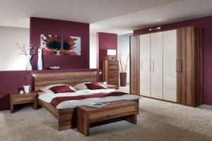 Pareti colorate camera da letto